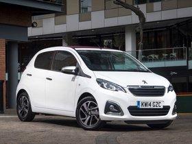 Ver foto 9 de Peugeot 108 Top! 5 puertas UK 2014