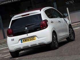 Ver foto 4 de Peugeot 108 Top! 5 puertas UK 2014