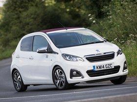 Ver foto 3 de Peugeot 108 Top! 5 puertas UK 2014