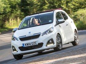 Ver foto 2 de Peugeot 108 Top! 5 puertas UK 2014