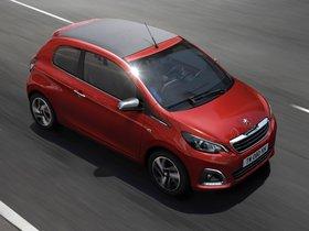 Ver foto 1 de Peugeot 108 TOP 3 puertas 2014