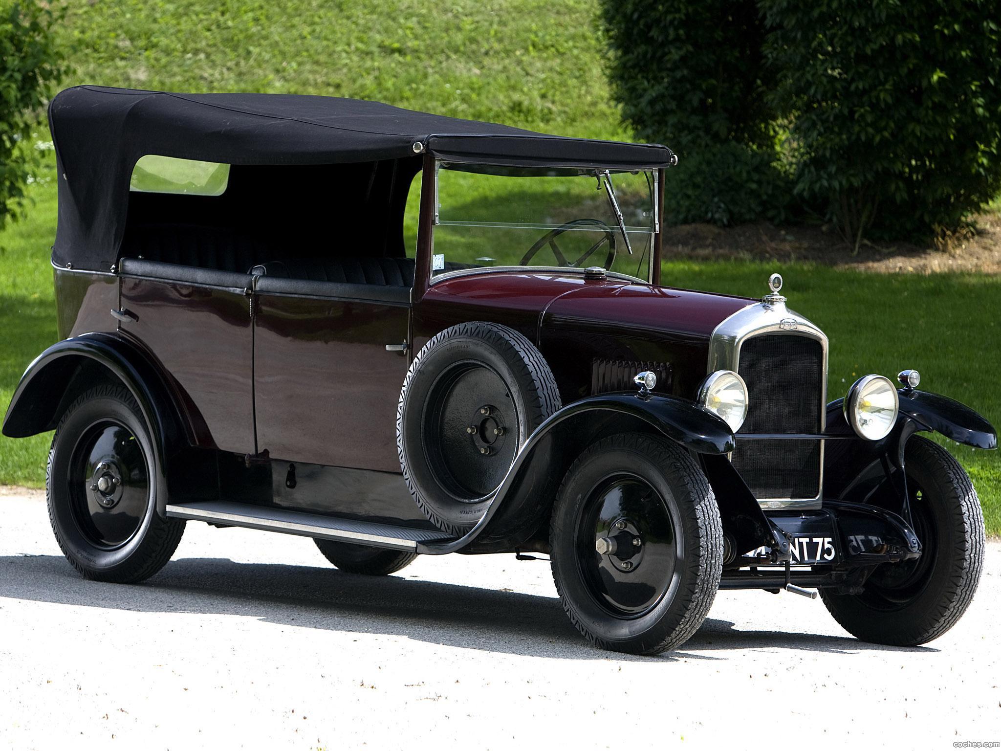 Foto 0 de Peugeot 177 Torpedo 1923