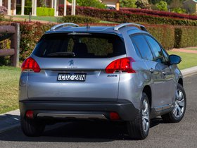 Ver foto 8 de Peugeot 2008 Australia 2013