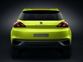 Ver foto 6 de Peugeot 2008 Concept 2012