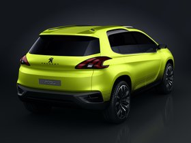 Ver foto 5 de Peugeot 2008 Concept 2012
