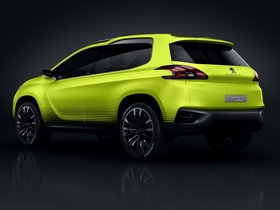 Ver foto 4 de Peugeot 2008 Concept 2012