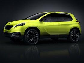 Ver foto 3 de Peugeot 2008 Concept 2012