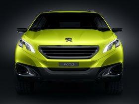 Ver foto 2 de Peugeot 2008 Concept 2012