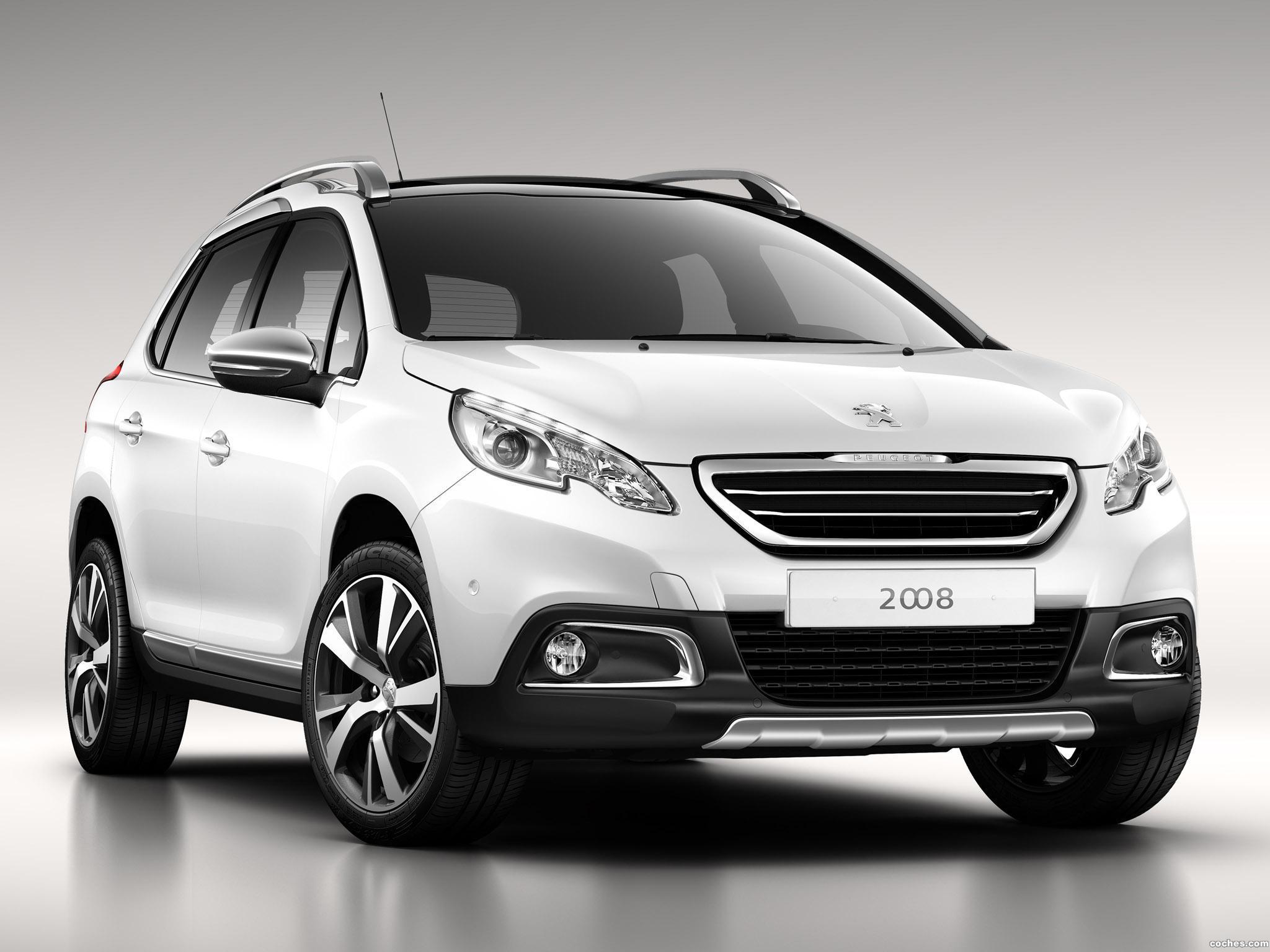 Foto 0 de Peugeot 2008 2013