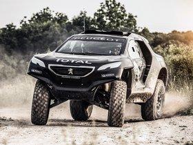 Ver foto 13 de Peugeot 2008 DKR 2014