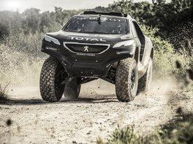Ver foto 26 de Peugeot 2008 DKR 2014