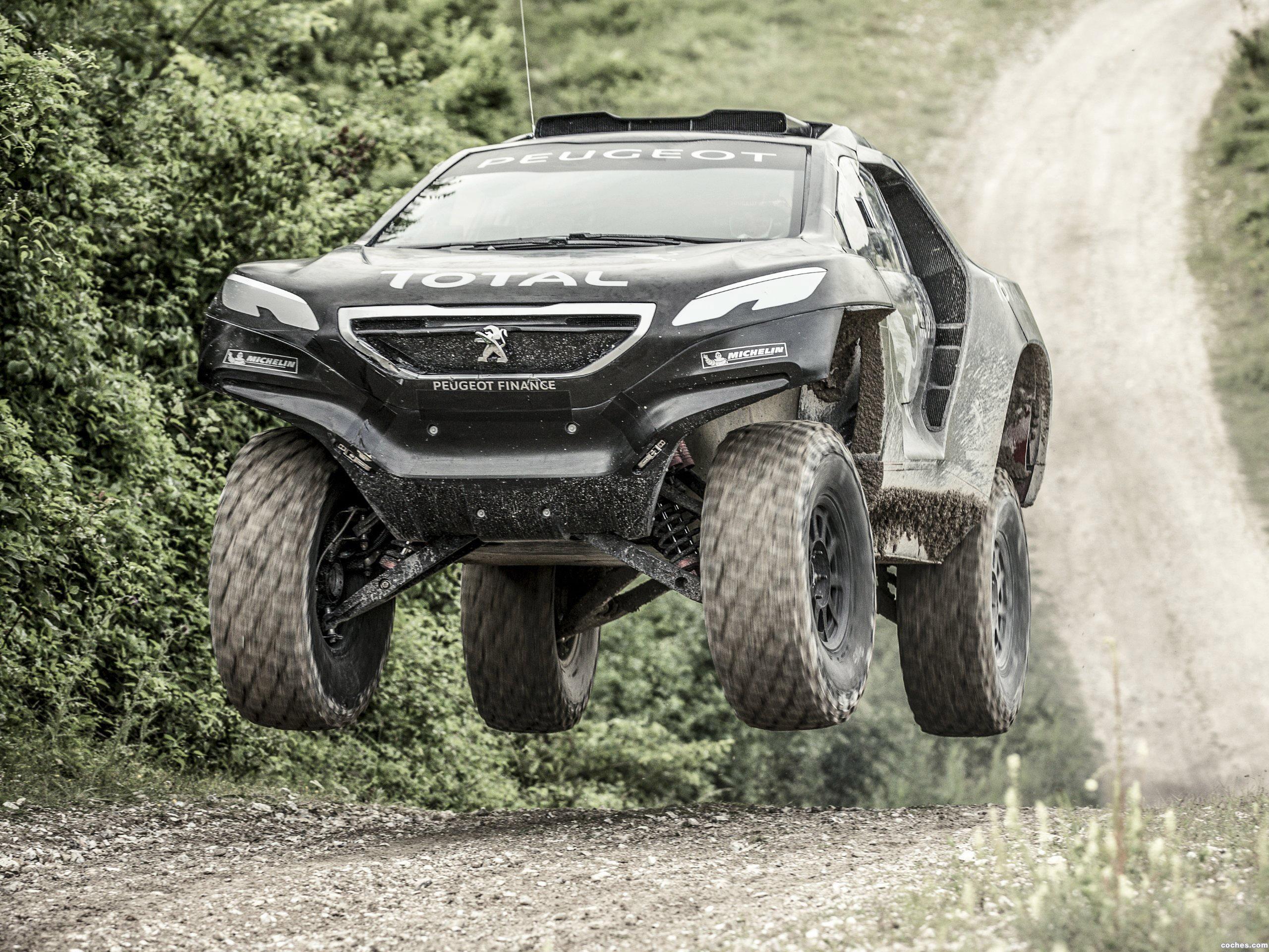 Foto 27 de Peugeot 2008 DKR 2014