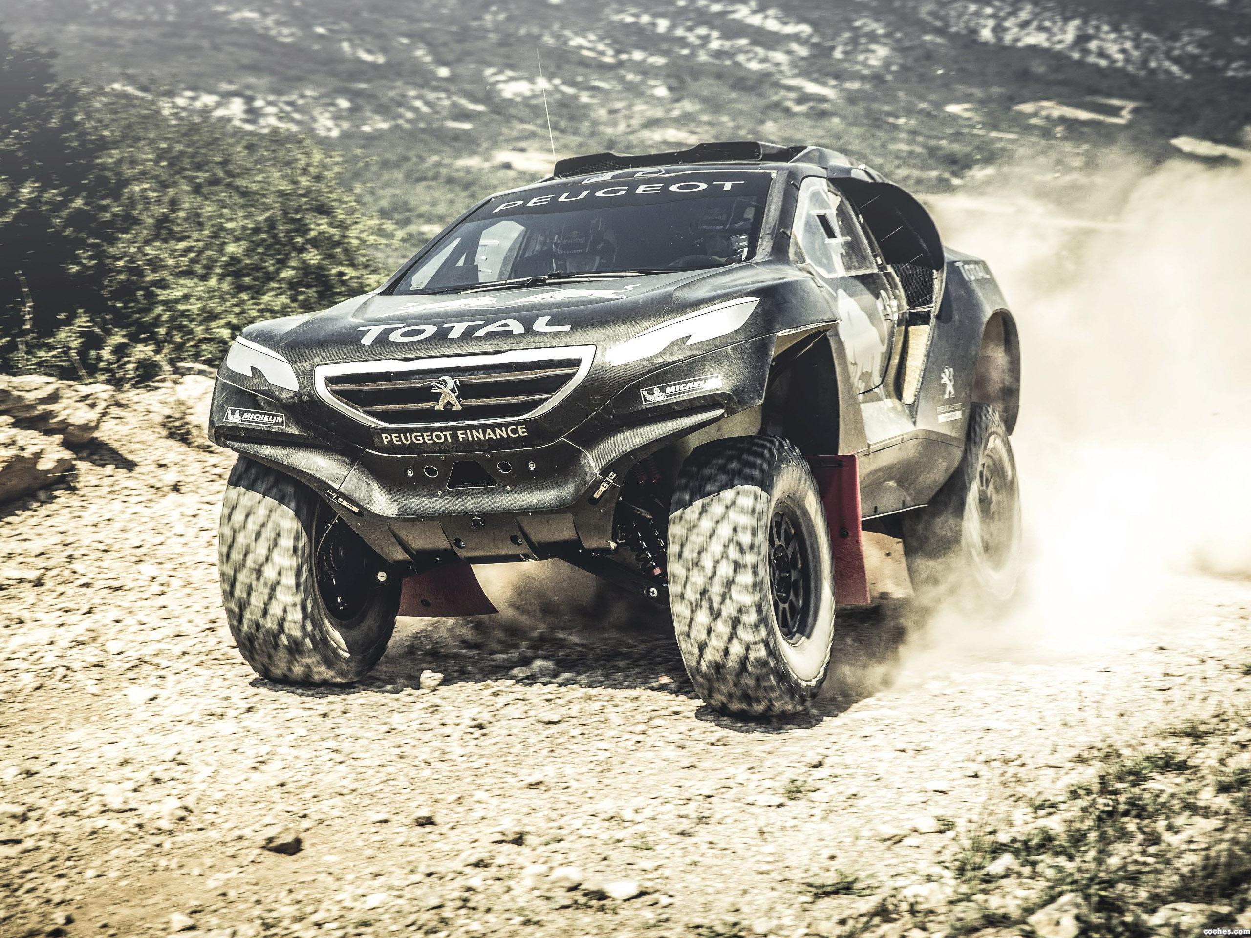 Foto 24 de Peugeot 2008 DKR 2014