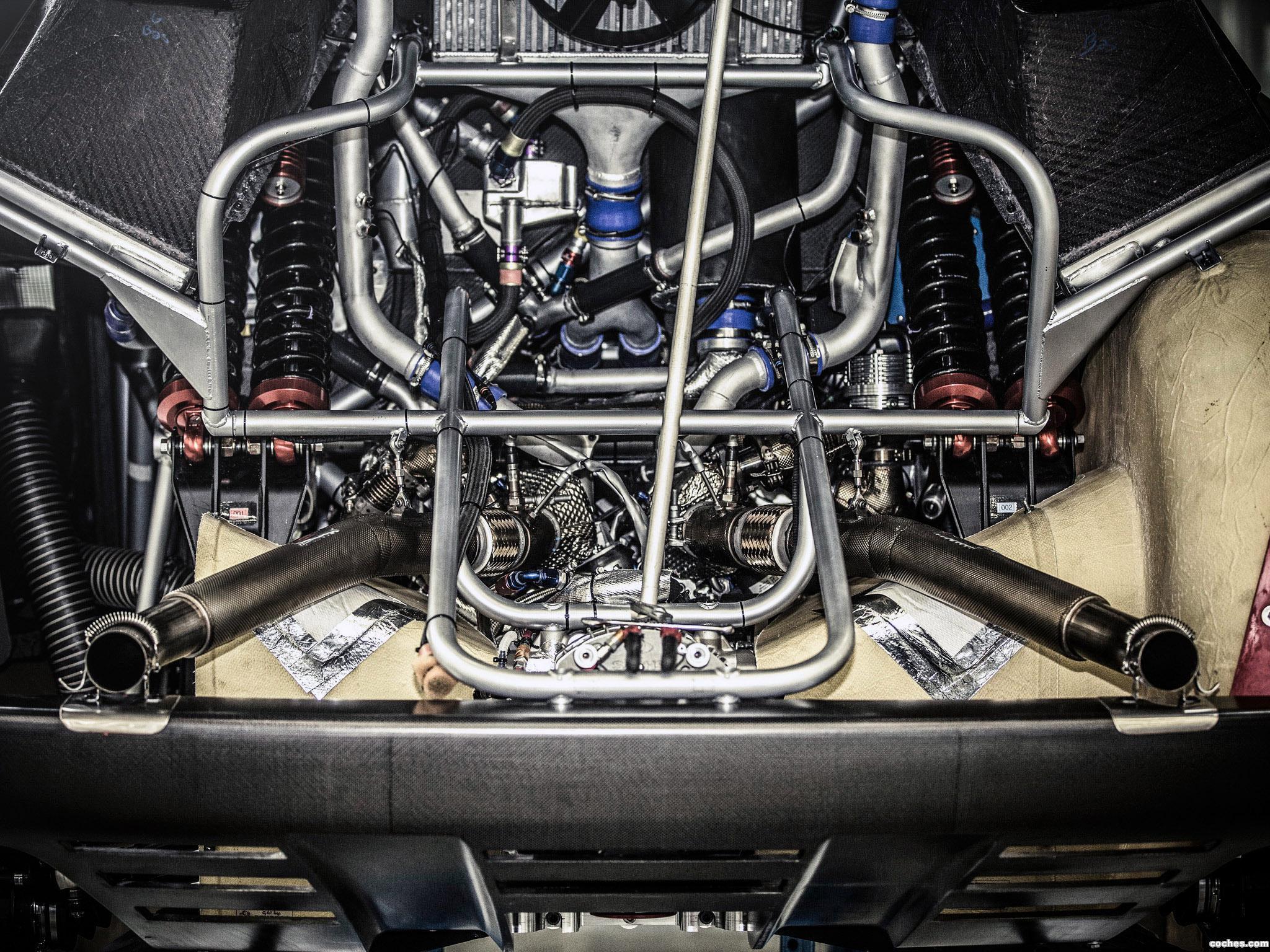 Foto 19 de Peugeot 2008 DKR 2014