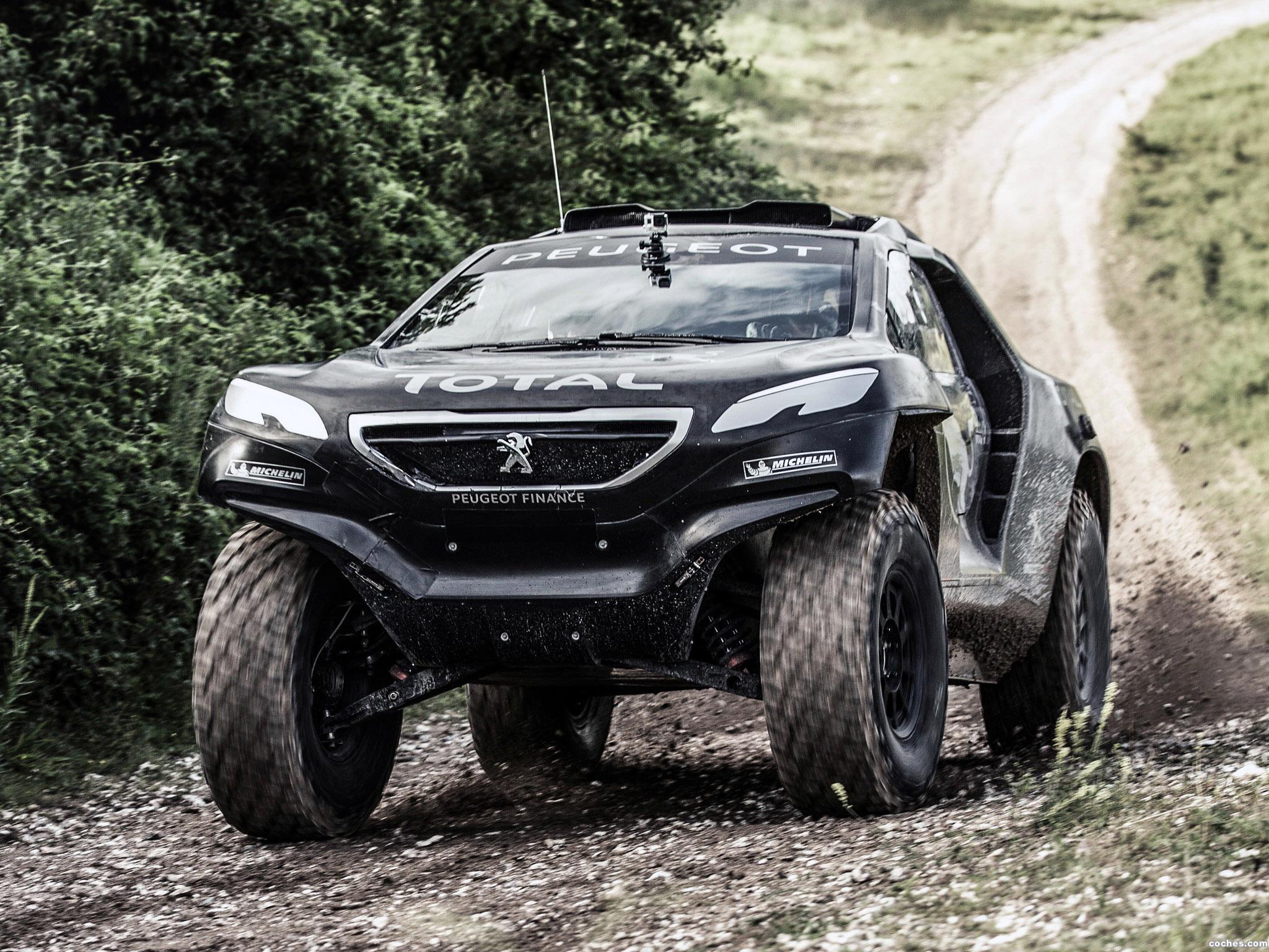 Foto 18 de Peugeot 2008 DKR 2014
