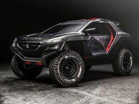 Ver foto 8 de Peugeot 2008 DKR 2014