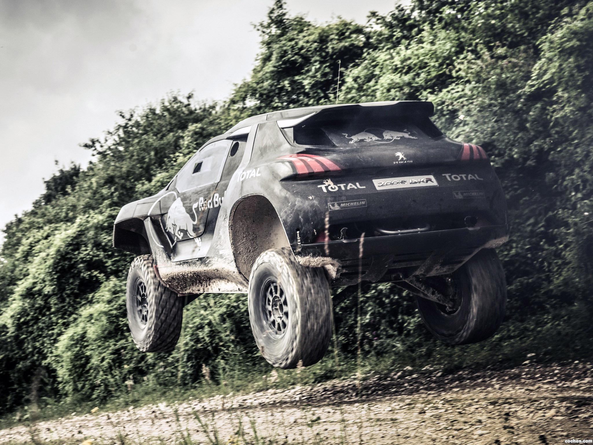 Foto 4 de Peugeot 2008 DKR 2014