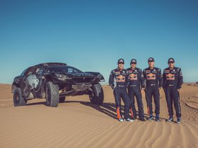 Ver foto 9 de Peugeot 2008 DKR16 2015
