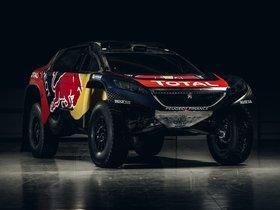 Fotos de Peugeot 2008 DKR16 2015