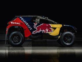 Ver foto 11 de Peugeot 2008 DKR16 2015