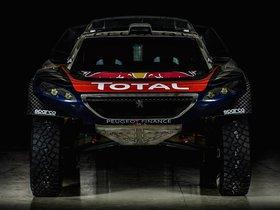 Ver foto 10 de Peugeot 2008 DKR16 2015