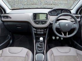 Ver foto 9 de Peugeot 2008 UK 2013