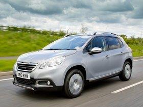 Ver foto 6 de Peugeot 2008 UK 2013