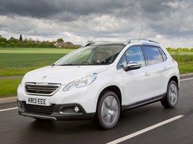 Ver foto 5 de Peugeot 2008 UK 2013