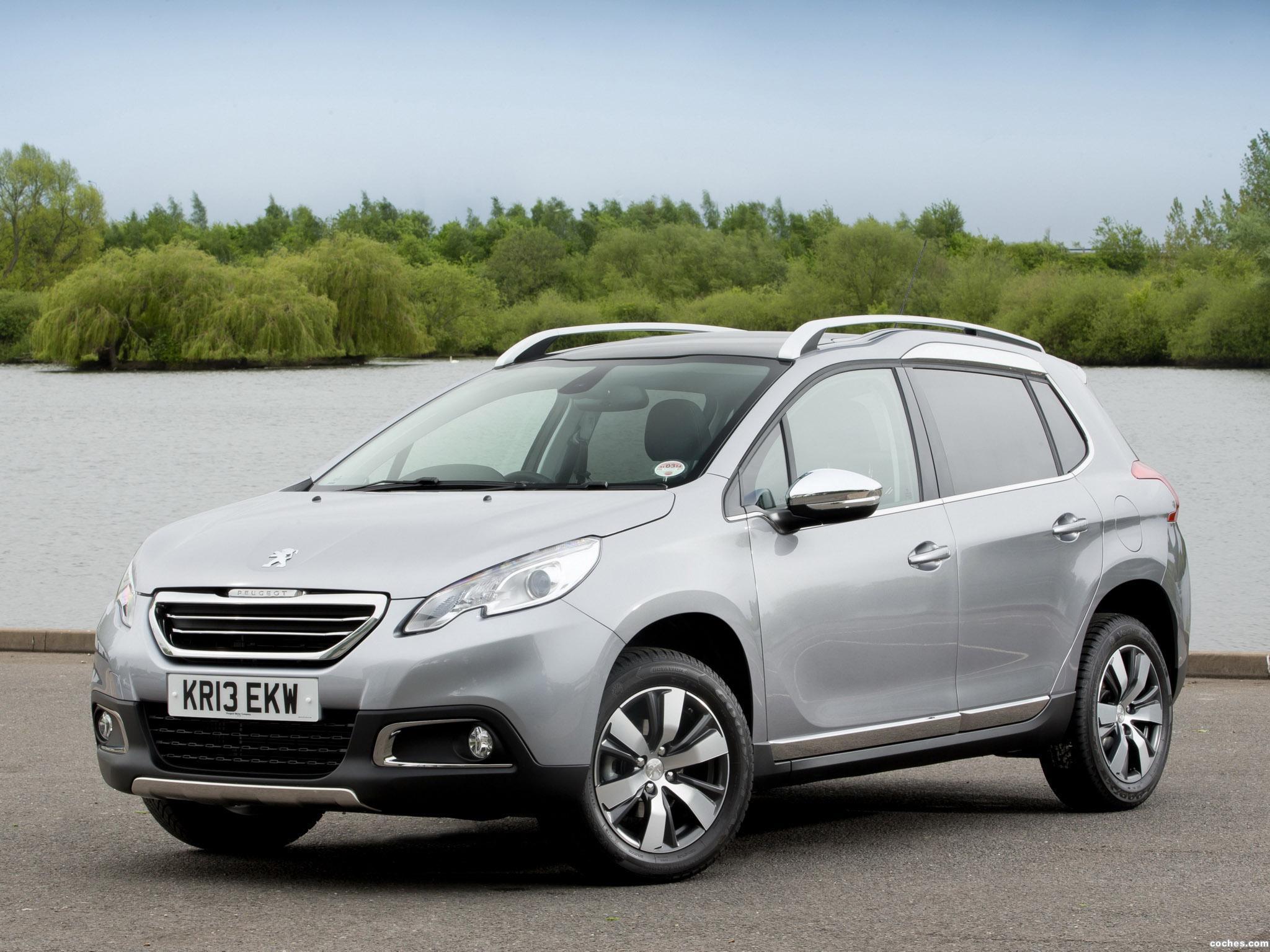 Foto 0 de Peugeot 2008 UK 2013
