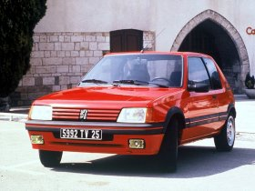 Ver foto 5 de Peugeot 205 GTi 1984