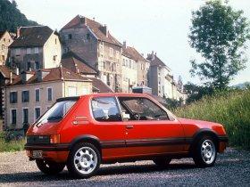Ver foto 4 de Peugeot 205 GTi 1984