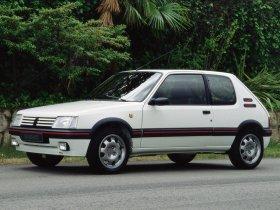 Ver foto 3 de Peugeot 205 GTi 1984