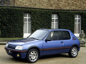 Ver foto 2 de Peugeot 205 GTi 1984