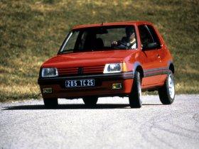 Ver foto 11 de Peugeot 205 GTi 1984