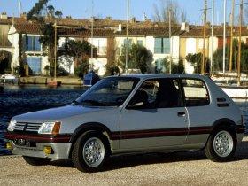 Ver foto 10 de Peugeot 205 GTi 1984