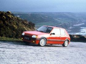 Ver foto 6 de Peugeot 205 GTi 1984
