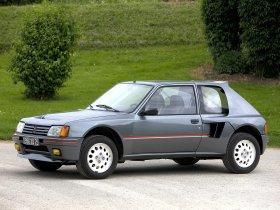 Ver foto 7 de Peugeot 205 T16 1984