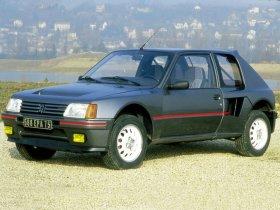 Ver foto 6 de Peugeot 205 T16 1984