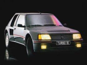 Ver foto 5 de Peugeot 205 T16 1984