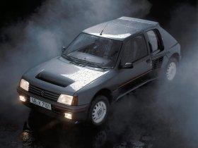 Ver foto 3 de Peugeot 205 T16 1984