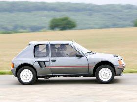 Ver foto 2 de Peugeot 205 T16 1984