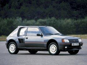 Ver foto 1 de Peugeot 205 T16 1984