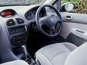 Ver foto 8 de Peugeot 206 1998