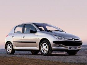 Ver foto 7 de Peugeot 206 1998