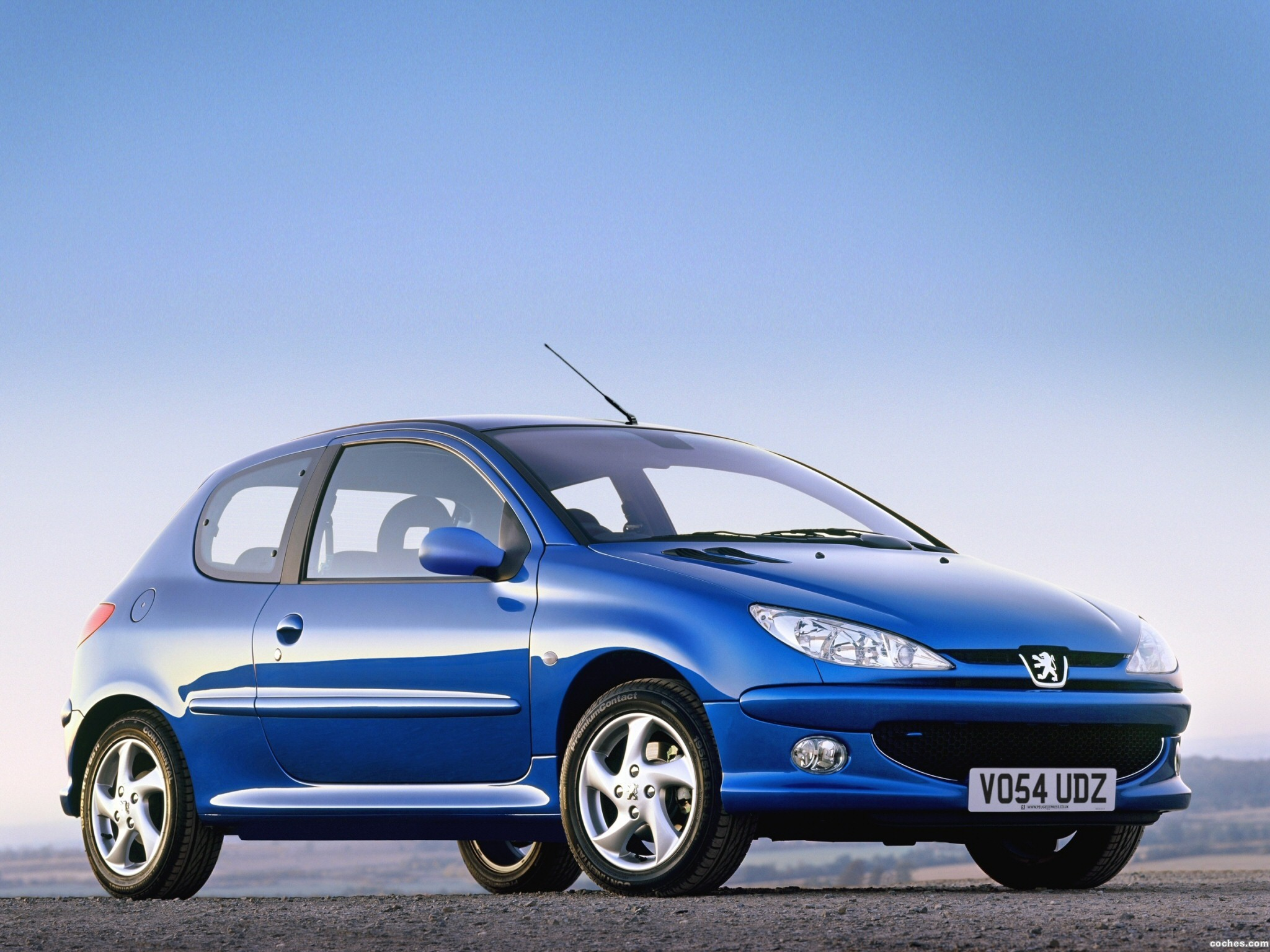 Foto 0 de Peugeot 206 1998