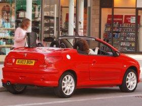 Ver foto 3 de Peugeot 206 CC 2003