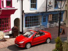Ver foto 2 de Peugeot 206 CC 2003