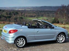 Ver foto 11 de Peugeot 206 CC 2003