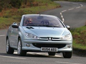 Ver foto 9 de Peugeot 206 CC 2003