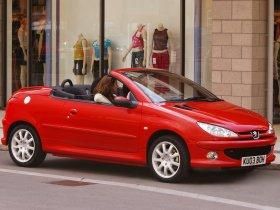 Ver foto 7 de Peugeot 206 CC 2003